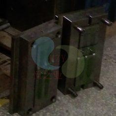 塑胶表带模具2穴