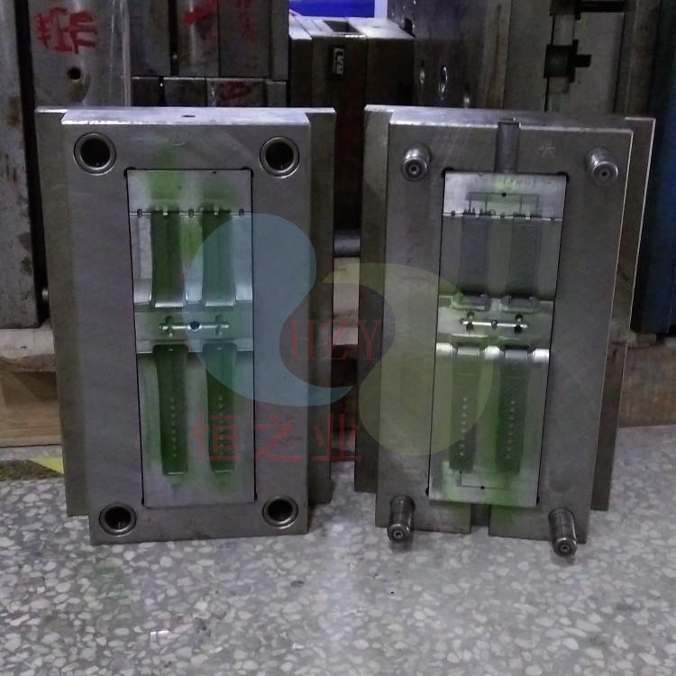 塑胶表带量产模具