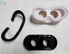 VR眼镜塑胶壳料